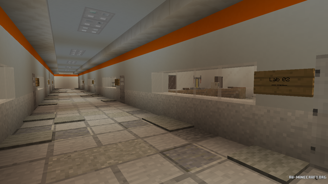 карты майнкрафт 1 12 2 лаборатория #7