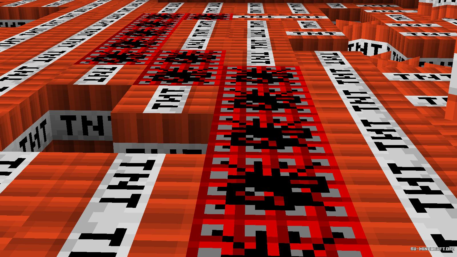 Скачать TNTCraft для Minecraft