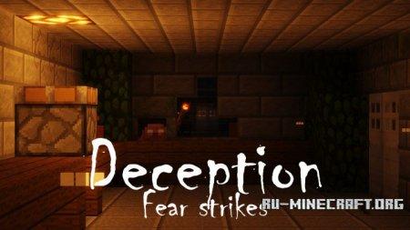 Скачать Deception - Fear Strikes для Minecraft
