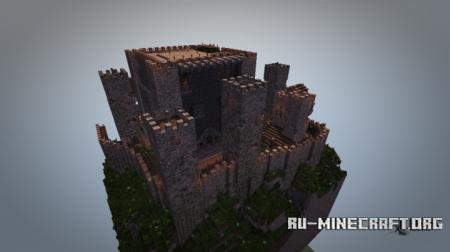 Скачать Little Medieval British Castle Keep для Minecraft