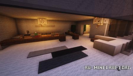 Скачать Mansao Moderna by CheetosDeMenta для Minecraft
