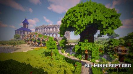 Скачать Castle by mateo135 для Minecraft