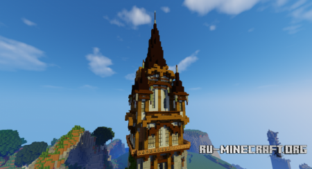 Скачать Tower of Weiderwood для Minecraft