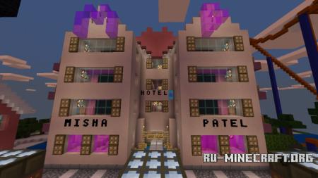 Скачать APG Letters для Minecraft PE 1.10
