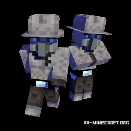 Скачать Guard Illagers для Minecraft 1.13.2