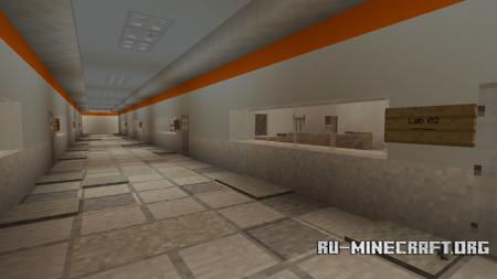 Скачать Laboratory Breakout для Minecraft