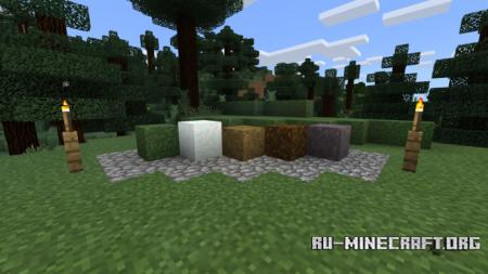 Скачать Simple Sides для Minecraft PE 1.10