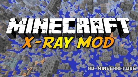 Скачать X-Ray для Minecraft 1.14