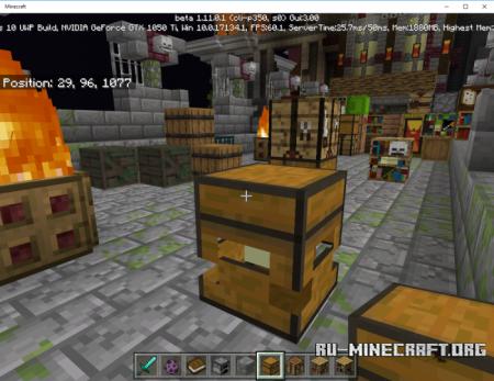 Скачать PiffleKnob Mimics для Minecraft PE 1.11