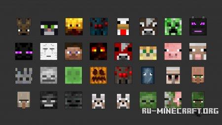 Скачать Mobs Plus для Minecraft 1.13