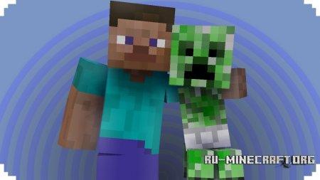 Скачать Creep No Grief для Minecraft PE 1.9
