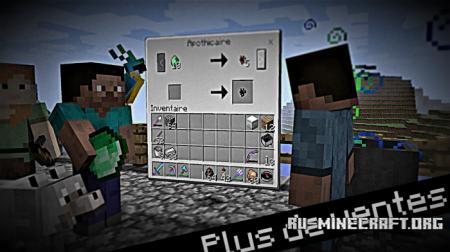 Скачать PlayerIsNotAlone для Minecraft PE 1.8