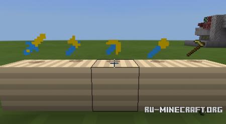 Скачать MazinPack [8x8] для Minecraft 1.9