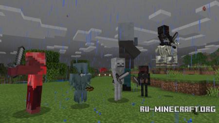 Скачать Witch King для Minecraft PE 1.11