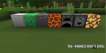 Скачать PlasticPixels [16x16] для Minecraft PE 1.11
