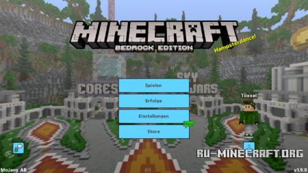 Скачать BubiboyCst [16x16] для Minecraft PE 1.11