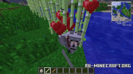 Скачать Doggy Talents для Minecraft 1.13.2