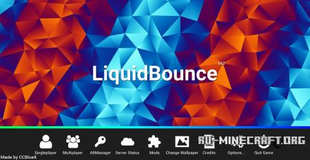 Скачать LiquidBounce b62 для Minecraft 1.8
