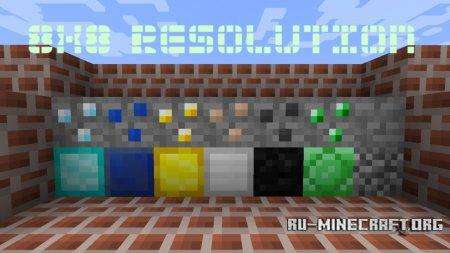Скачать The Random Dot's [8x] для Minecraft 1.13