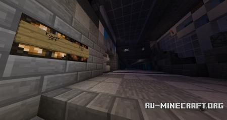 Скачать Abandoned Isolation: A Prison Escape для Minecraft