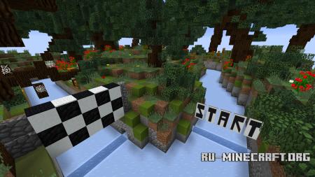 Скачать Digging's Weird для Minecraft