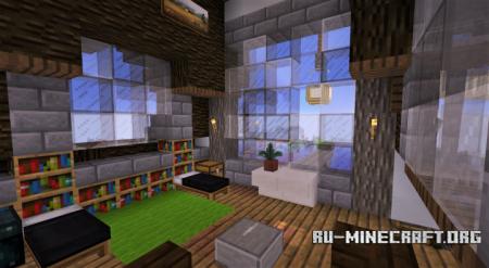 Скачать Hilltop Home для Minecraft