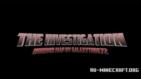 Скачать The Investigation для Minecraft