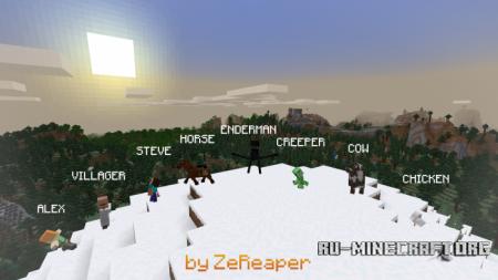 Скачать Curse of Fun для Minecraft PE 1.10