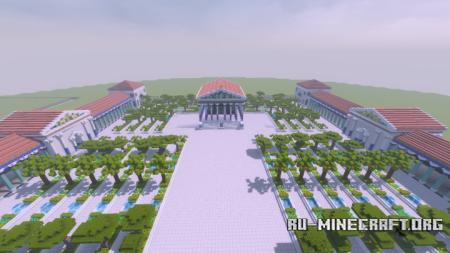 Скачать Temple of the Divine Claudius для Minecraft