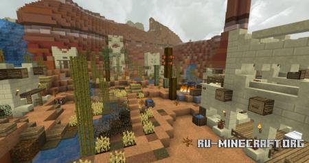 Скачать BetterVanillaBuilding [16x] для Minecraft 1.12