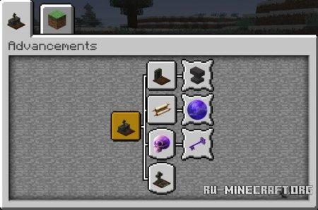 Скачать Corail Tombstone для Minecraft 1.13.2