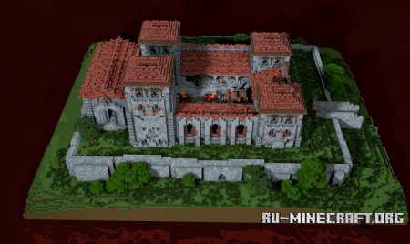 Скачать Roman Domus для Minecraft