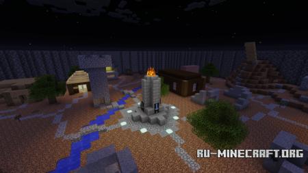 Скачать Epic Royale KitPvP by Dy1anBy1an для Minecraft