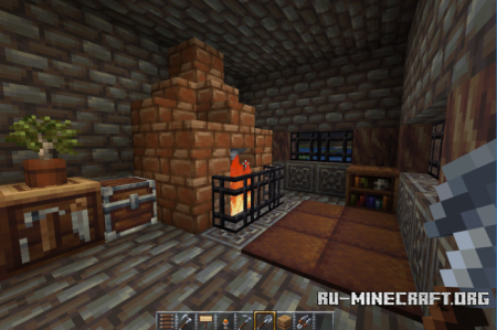 Скачать New Wayukian [16x16] для Minecraft PE 1.11