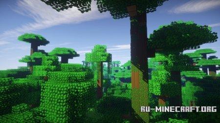 Скачать Zorocks Pure – Edge [16x] для Minecraft 1.13