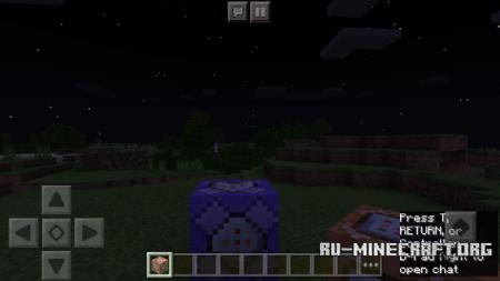 Скачать Material Design UI для Minecraft PE 1.11