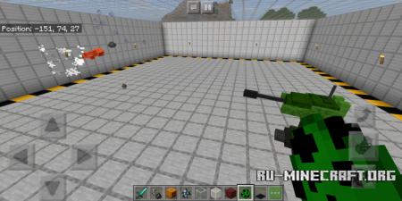 Скачать Smart Turret для Minecraft PE 1.9