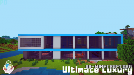 Скачать Ultimate Luxury для Minecraft