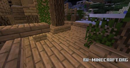 Скачать Default 3D [16x] для Minecraft 1.14
