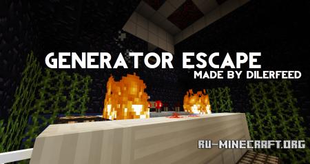 Скачать Generator Escape для Minecraft