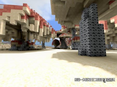 Скачать Pinnacle Graphics Collection для Minecraft PE 1.11
