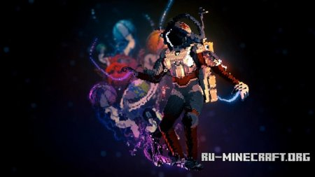 Скачать Slipstream Universe для Minecraft
