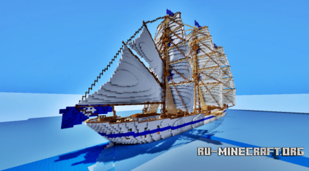 Скачать Clipper Ship - Le Grand Cru для Minecraft