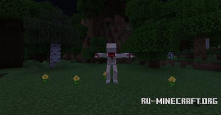 Скачать SCP-096 для Minecraft PE 1.11