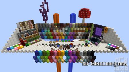 Скачать oCd Pack Vanilla [16x] для Minecraft 1.14