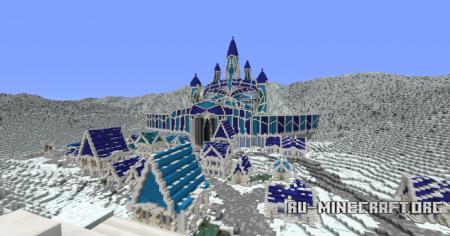 Скачать Winterscape для Minecraft