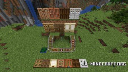 Скачать Vanilla3D для Minecraft 1.14