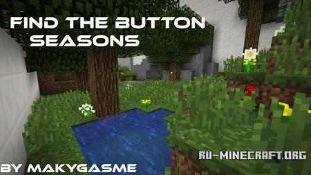 Скачать Find the Button: Seasons для Minecraft