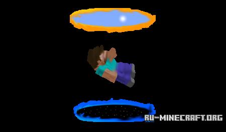 Скачать Forgiving Void для Minecraft 1.13.2