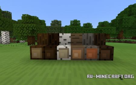 Скачать Minuscule [8x8] для Minecraft PE 1.9